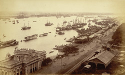 Calcutta. The River Hooghly 406219